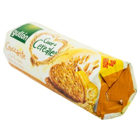 Galleta Gullon 9375 Cereal Crocante 265 gr