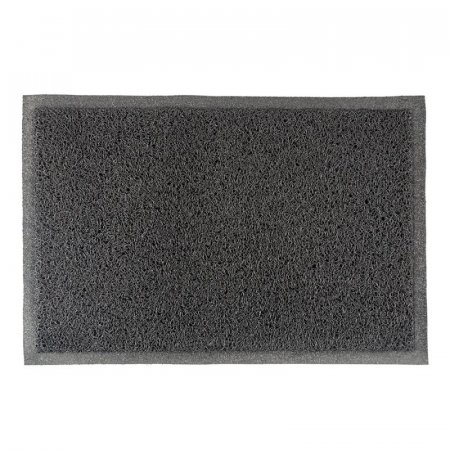 Tapete Entrada 7mm Expressions Living Style 40x60cm Negro