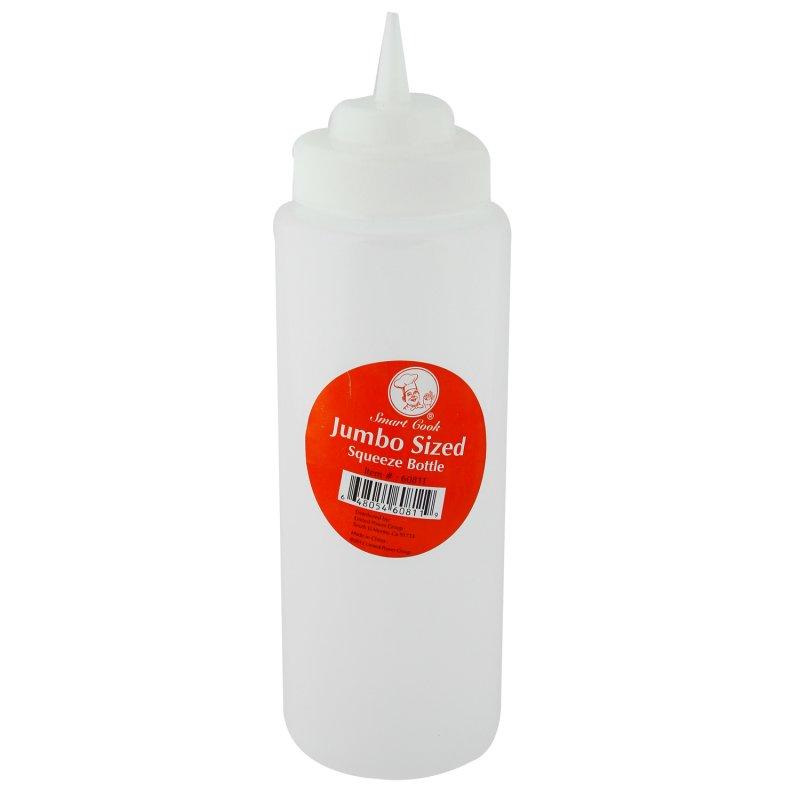Botella para Salsas Jumbo Smart Cook 54608119 Blanco