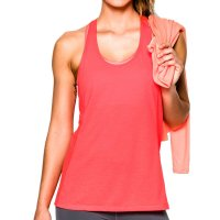 Camiseta Under Armour Fly By Stretch Mesh