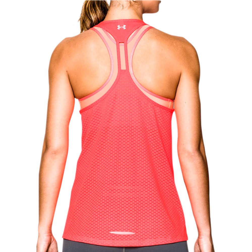 Camiseta Under Armour Fly By Stretch Mesh Talla M
